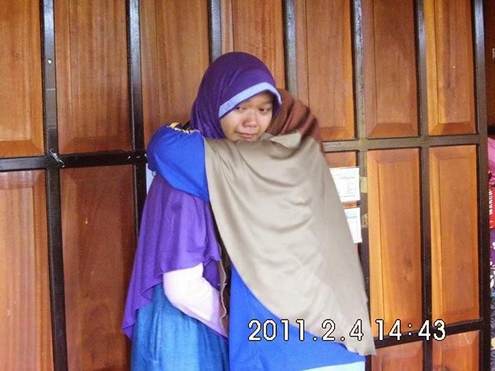 Ini yaitu dongeng teman sepesantren Silmi Rizqa Penghafal Al Qur'an