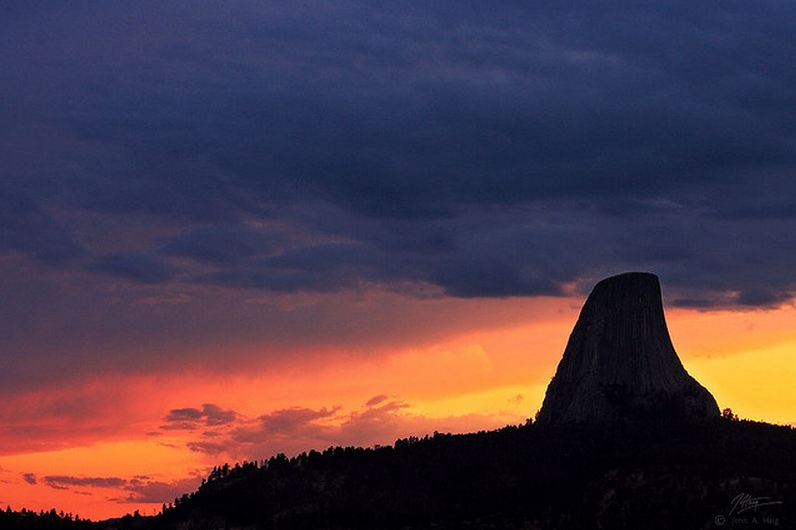 Devils Tower National Monument, USA