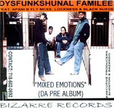 Dysfunkshunal Familee – Mixed Emotions (1994) (128 kbps)