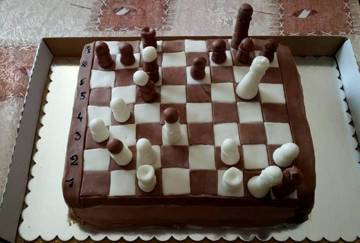 Torta šah