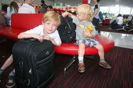 kids Tips For Surviving A Flight With Kids