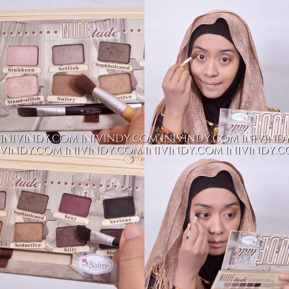 Ini Vindy Yang Ajaib Tutorial Makeup Natural Dan Hijab Style