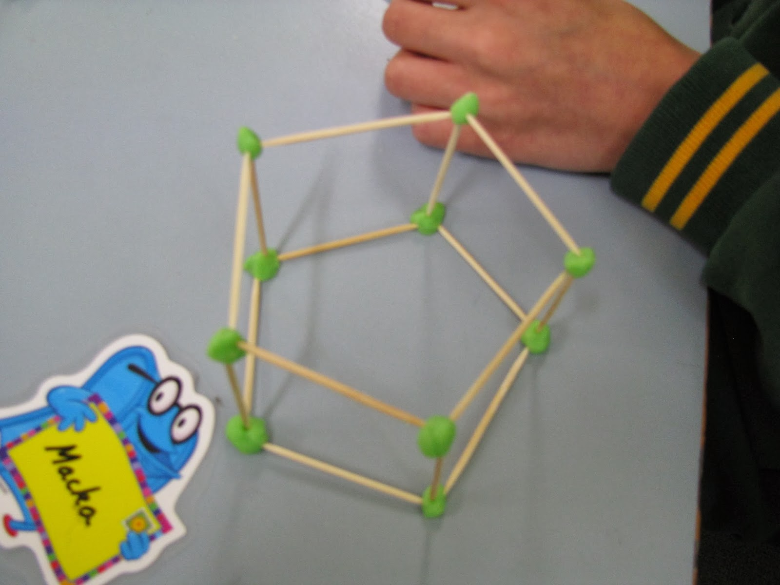Making 3d shapes teaching maths with meaning How to make 3d shapes
