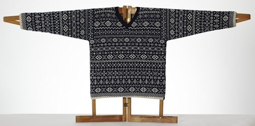 Fair Isle Sweater by Mati Ventrillon