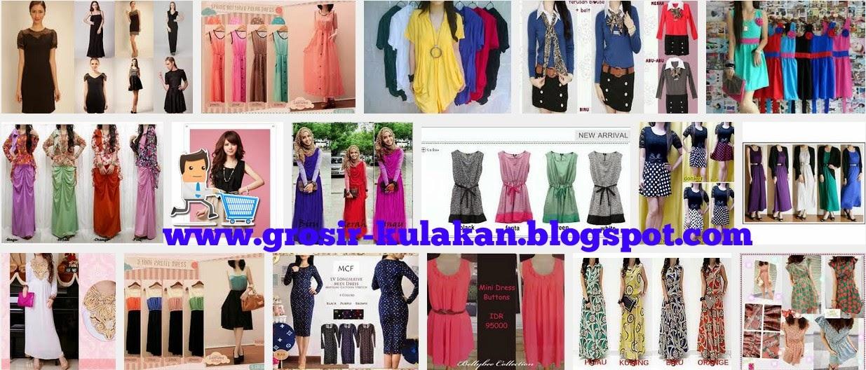 Supplier Fashion Tangan Pertama