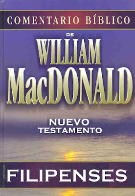 William MacDonald-Comentario Bíblico-Nuevo Testamento-Filipenses-