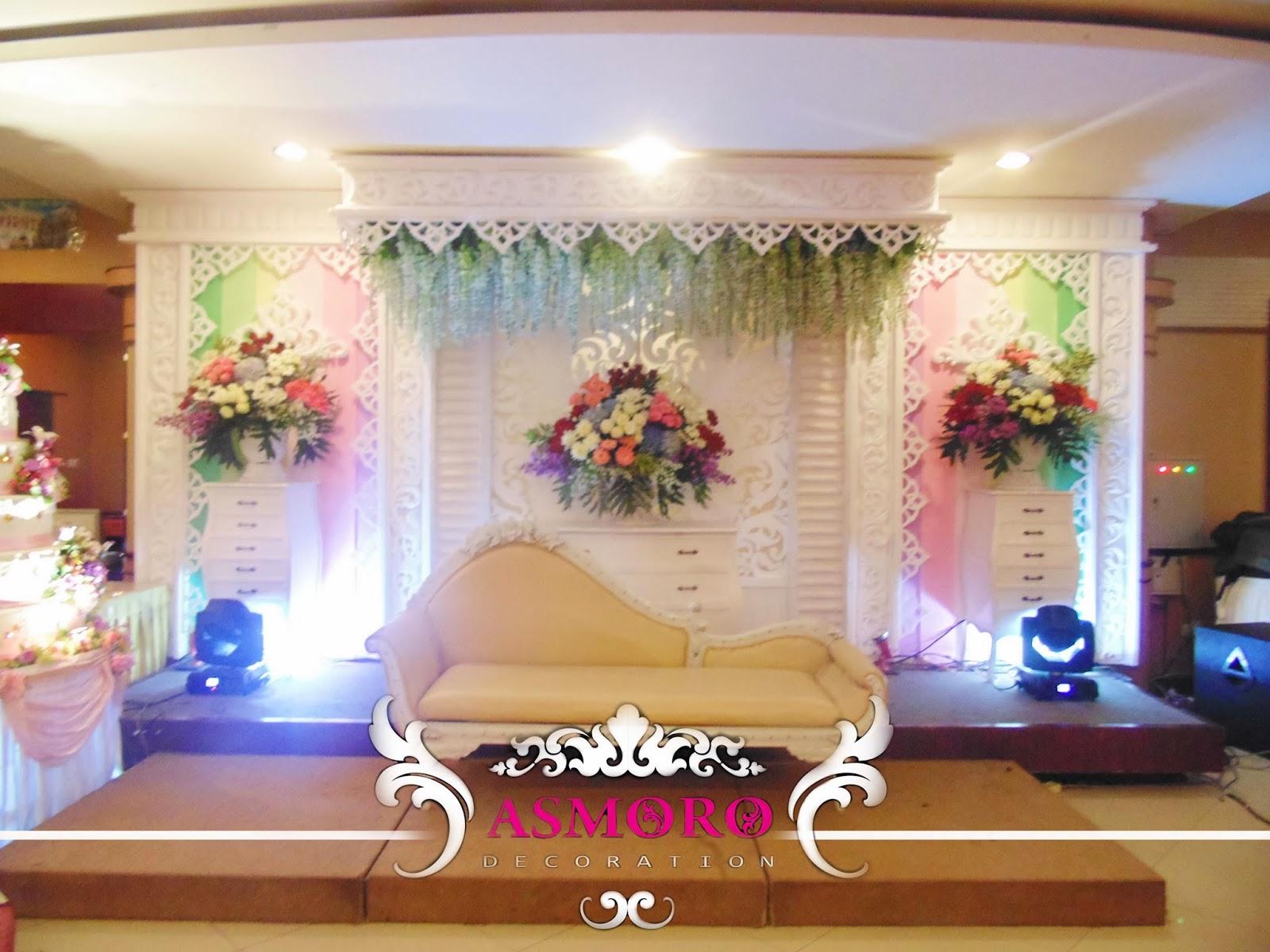 Dekorasi solo asmoro decoration november 2013 for Asmoro decoration