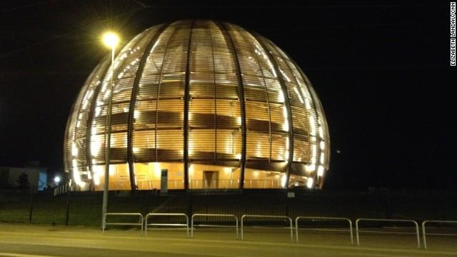 Το Σχολείο μας στο CERN 6-9 Oκτώβρη