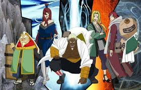 13 Kage Terkuat di Anime Naruto