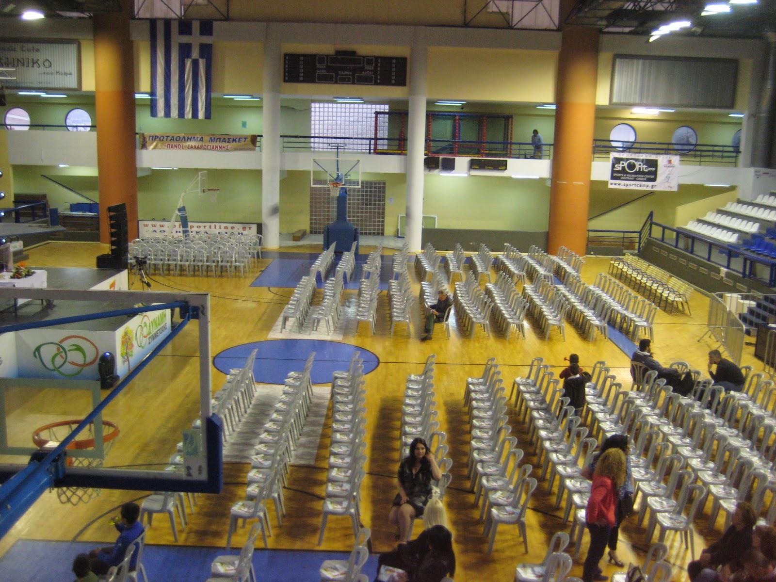 Οι πρώτες εικόνες από την παρουσίαση των υποψηφίων Δύναμη Συμμετοχής