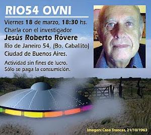 Jesús Roberto Rovere en Río54