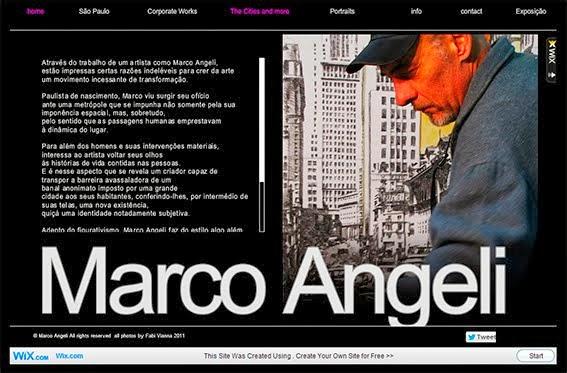 SITE MARCO ANGELI