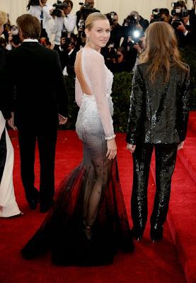 Above: Naomi Watts Looking Smoking Hot In A Sheer Givenchy  Love