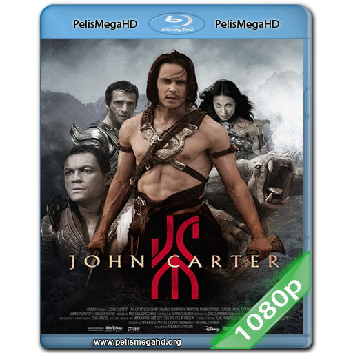 JOHN CARTER (2012) FULL 1080P HD MKV ESPAÑOL LATINO