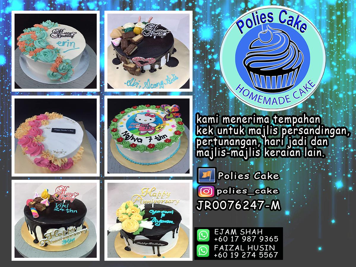 Polies Cake