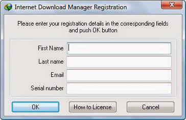 cara download internet download manager gratis tanpa serial number