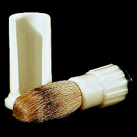 1950 Badger and Bristles Shaving Brush