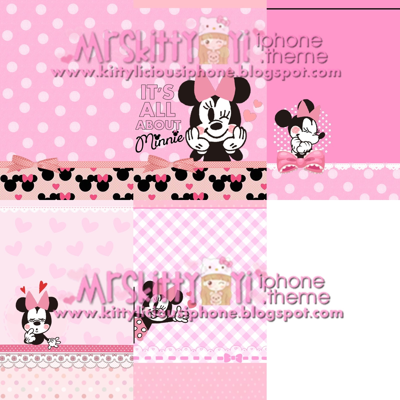 Wallpaper iphone minnie mouse -  All Are Zip Into A Folder Named Minnie Mouse