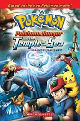 Pokemon 9: Ranger e o lendário templo do mar – Dublado