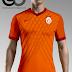 Galatasaray Turuncu Forma Tasarımı