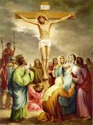 Hermandad Pascua de Resurrección: Semana Santa 2013: La Pasión de Cristo, .