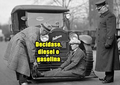 Como verter la gasolina con los priores 2