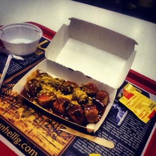 Mc Currywurst im Test bei blo-g.info