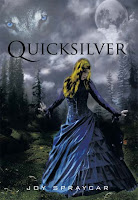 Did not finish: Quicksilver by Joy Spraycar