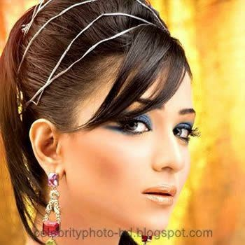 Pakistani+Wedding+Hairstyles+For+Bride+Girls+Photos+2014001