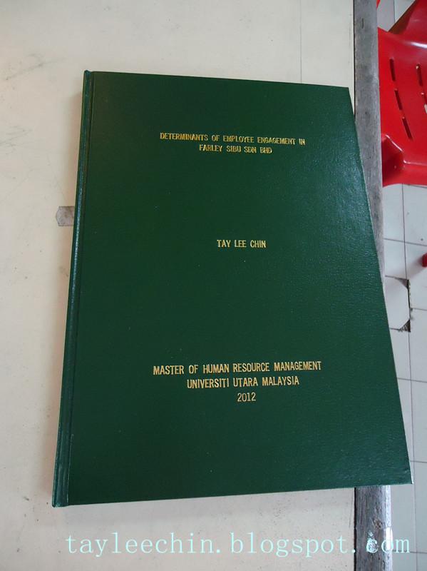 Oya uum thesis