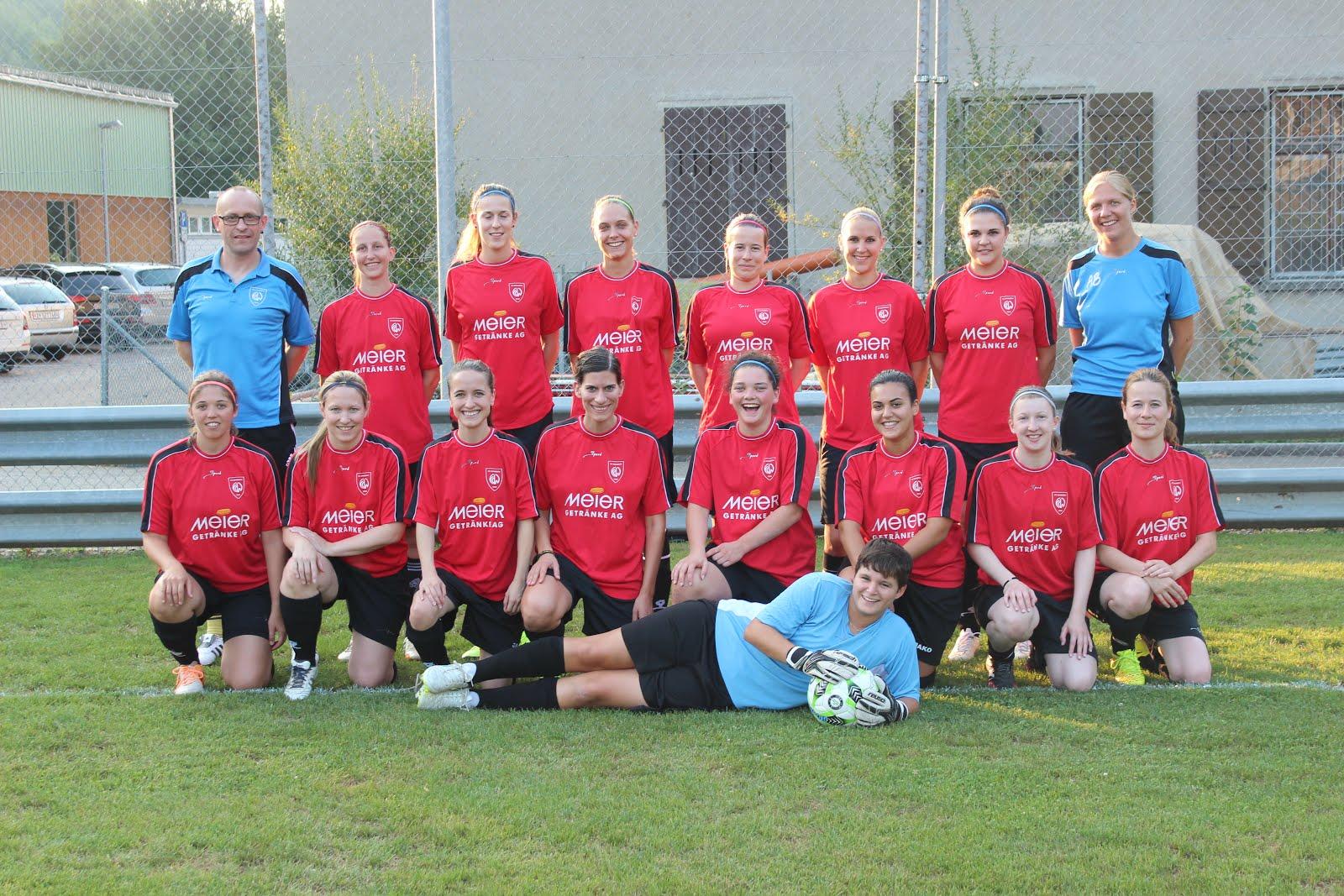 Mannschaftsfoto Saison 2015