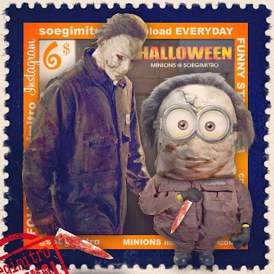 imagenes minions halloween 21