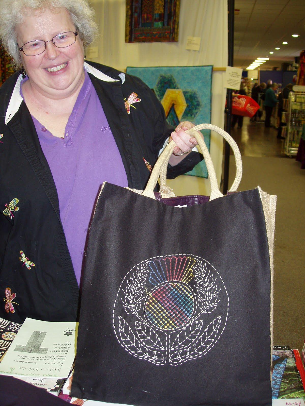 sashiko and other stitching: Edinburgh Spring Quilt Festival : quilt shops in scotland - Adamdwight.com