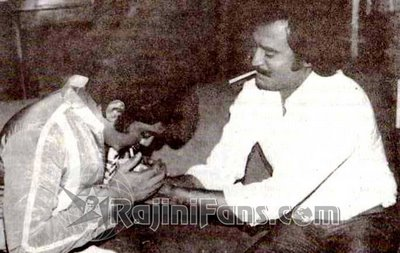 Rajinikanth & Vijaykanth