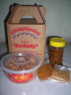 Sambal Bu Rudy Surabaya