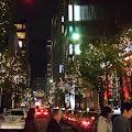 銀座夜景,クリスマス〈著作権フリー無料画像〉Free Stock Photos