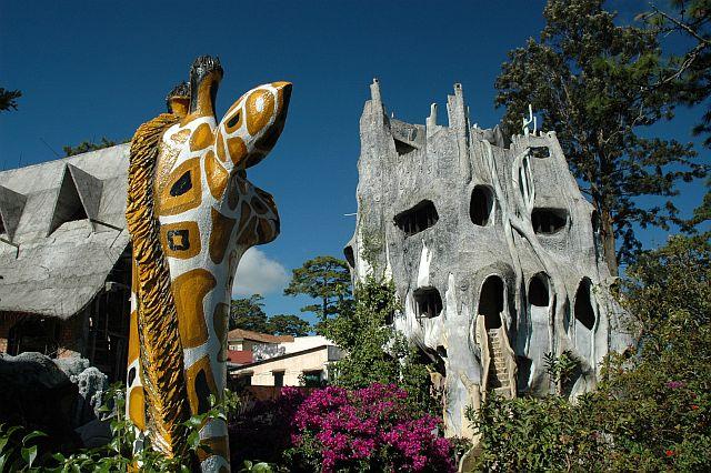Hang Nga Guesthouse a.k.a Crazy House, Vietnam