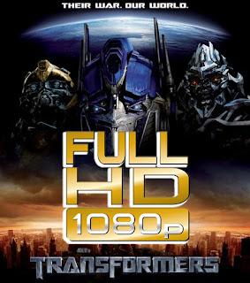 Transformers 1 มหาวิบัติจักรกลสังหารถล่มจักรวาล HD 2007