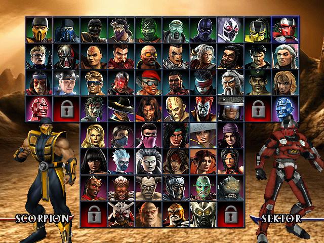 Mortal Kombat Jogos De Ps2