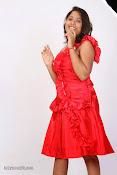 Kothaga Rekkalochena Heroine Geethanjali Photo shoot-thumbnail-8