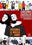 """Concurso: """"Desenha a Nossa T-Shirt: Equipa d'África - 15 anos de Missão"""""""