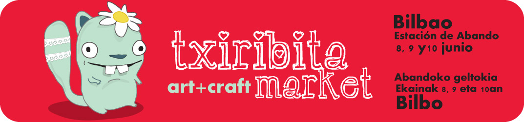 Txiribita art & craft market