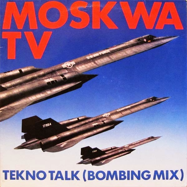 Moskwa TV - Tekno Talk (Bombing Mix)