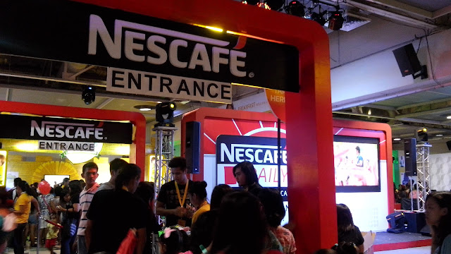 nescafe games, nescafe prizes, nestle expo games, nestle expo prizes,