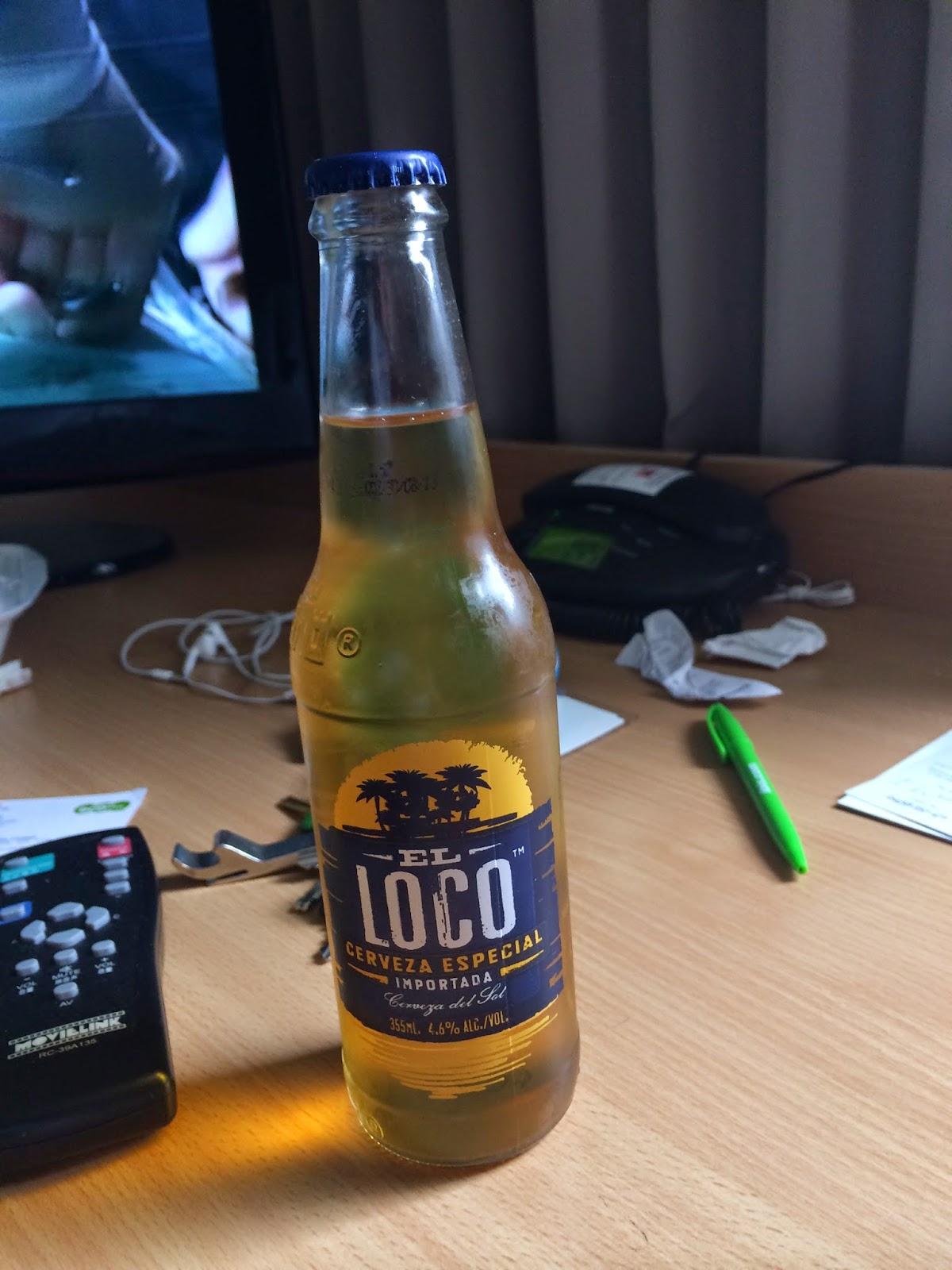 El Loco Cerveza Especial