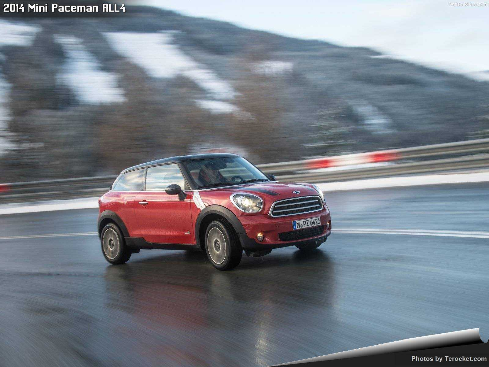 Hình ảnh xe ô tô Mini Paceman ALL4 2014 & nội ngoại thất