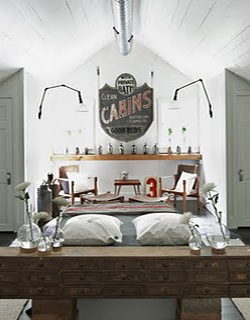 Industrial Chic. I Love Interiors That Excite The Imagination And Surprise  Us. I Like Unexpected Elements In The Mix   One Off Pieces That You Wonu0027t  See ... Part 86