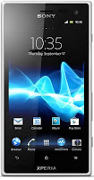 Sony Xperia Acro S (white), rugged android phone,