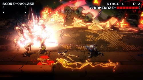 PC Game Yaiba Ninja Gaiden Z 2014