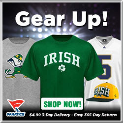 Shop for Fighting Irish Gear here